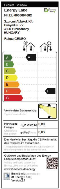 Geneo-energy-label